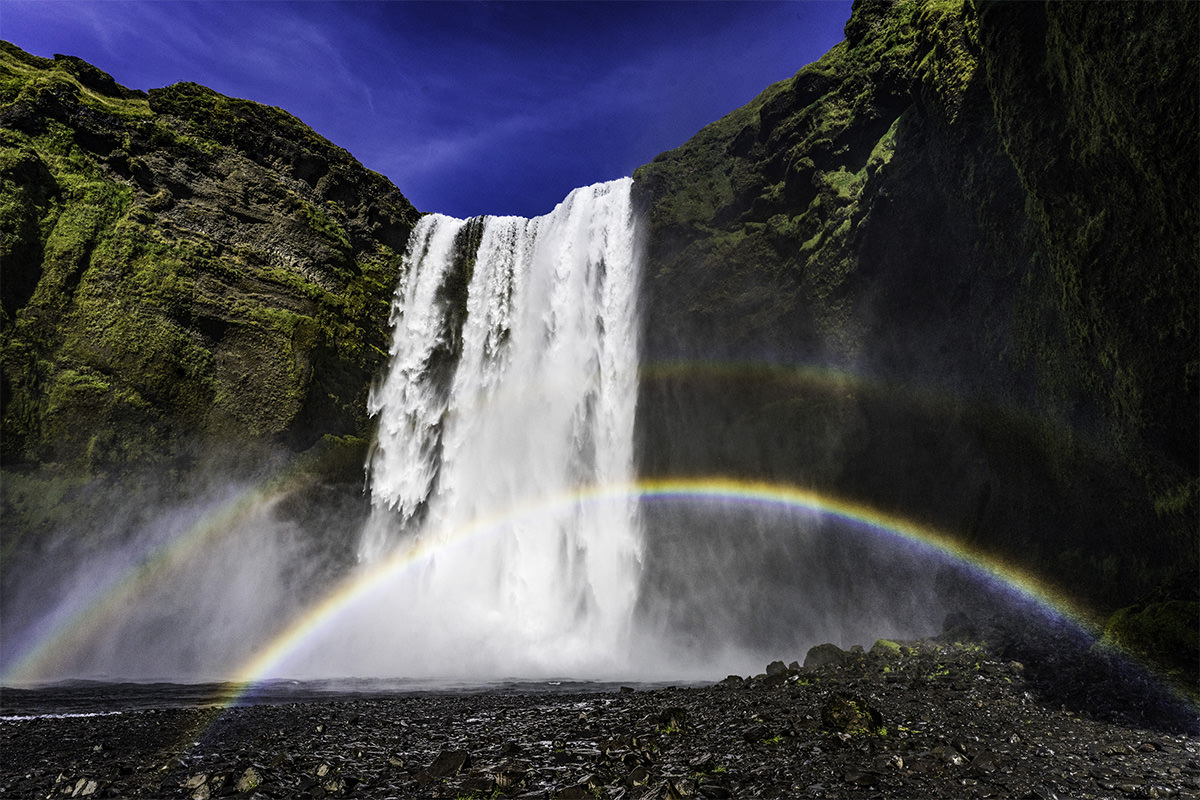 Rainbows Waterfall