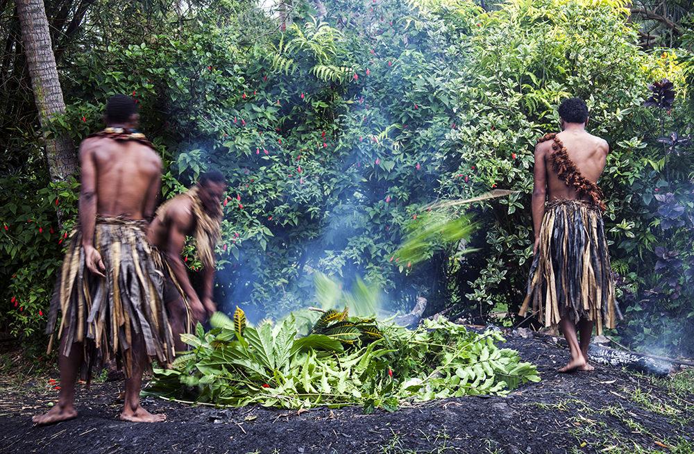 Firewalker, Fiji